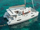 Fountaine Pajot  Lucia 40 owner