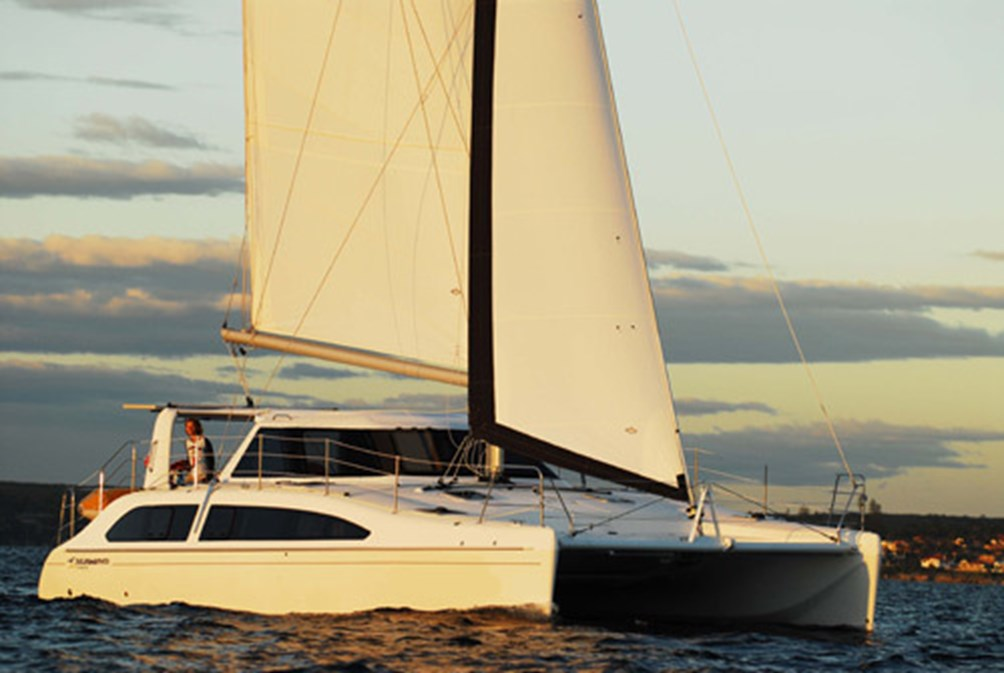 Seawind 1160 > catamaran for charter in Caribbean with Caribbean